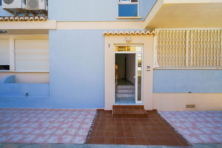 Appartement Spanje, Valencia, Xeraco Appartement ES-46770-01