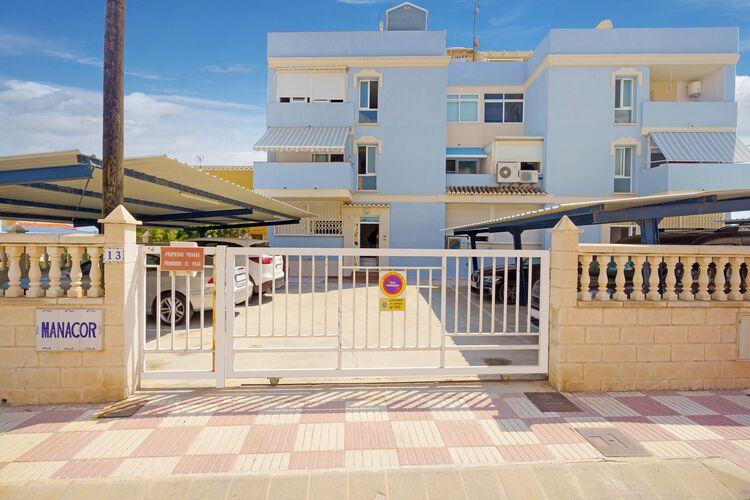 Vakantiehuizen Spanje | Valencia | Appartement te huur in Xeraco met zwembad  met wifi 6 personen