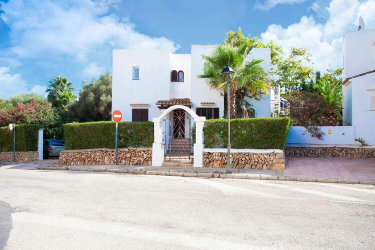 met je hond naar dit vakantiehuis in Cala d'Or