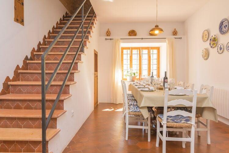 Vakantiehuizen Spanje | Mallorca | Chalet te huur in Algaida-Illes-Balears   met wifi 6 personen