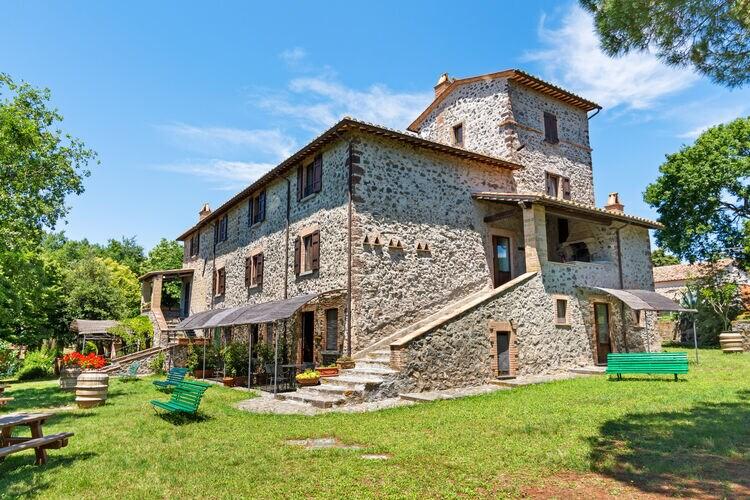 vakantiehuis Italië, Lazio, Bolsena vakantiehuis IT-01023-07