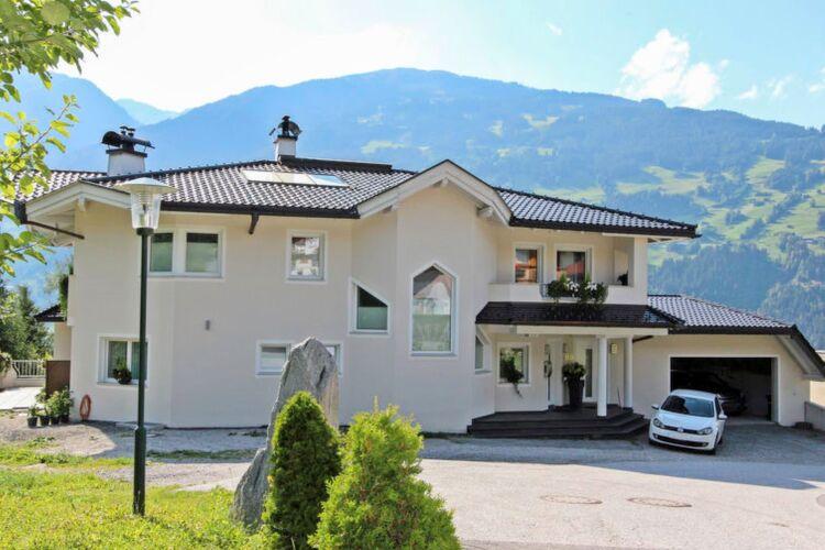 Vakantiehuizen Oostenrijk | Tirol | Appartement te huur in Zell-am-Ziller   met wifi 6 personen