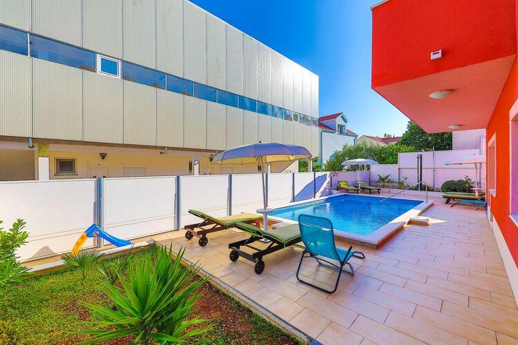 vakantiehuis Kroatië, Dalmatie, Okrug Gornji vakantiehuis HR-21223-33