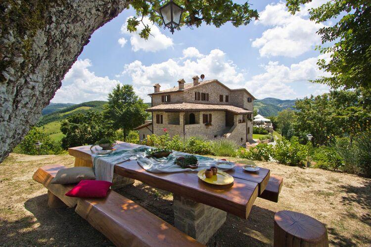 Villa Italië, Marche, Apecchio Villa IT-00037-311