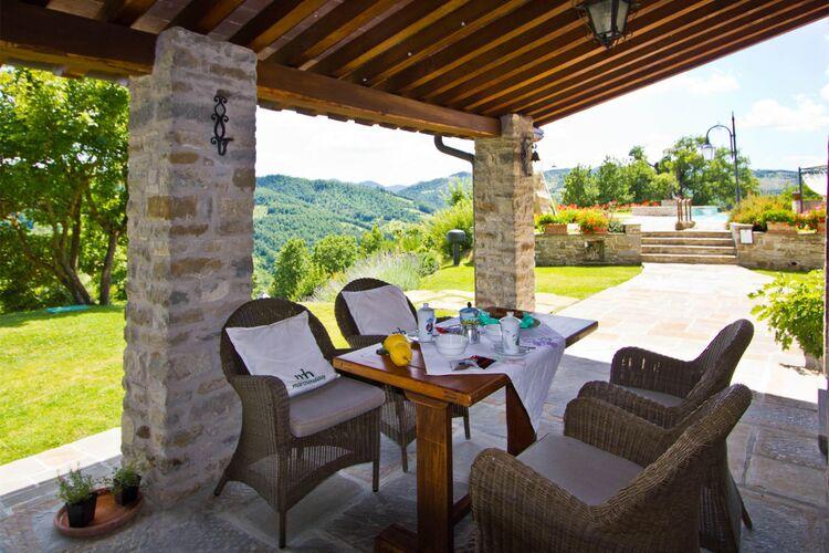 Villas Italie   Marche   Villa te huur in Apecchio met zwembad  met wifi 7 personen