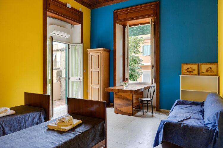 Vakantiehuizen Italie   Basilicata   Vakantiehuis te huur in Nicotera-Marina   met wifi 6 personen