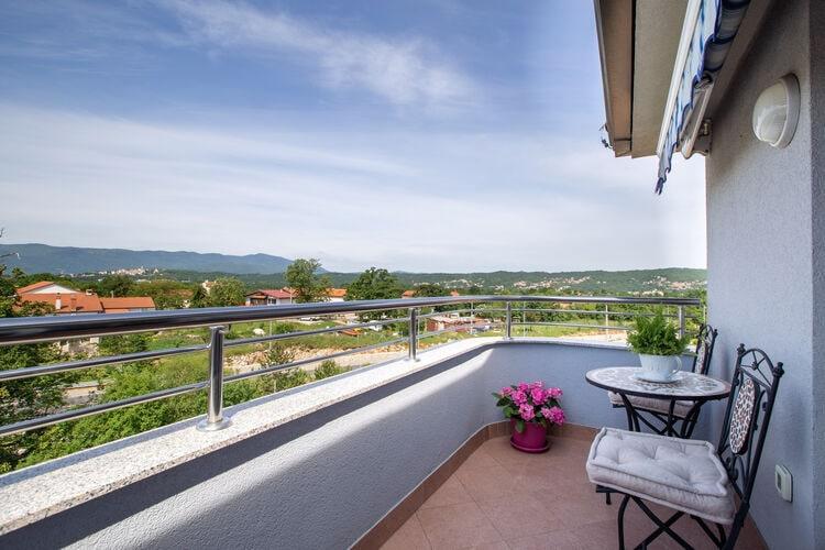 Vakantiehuizen Kroatie   Kvarner   Appartement te huur in Vikovo   met wifi 4 personen