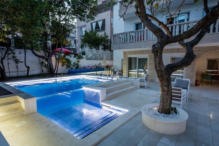 Appartement Kroatië, Dalmatie, Makarska Appartement HR-21300-95