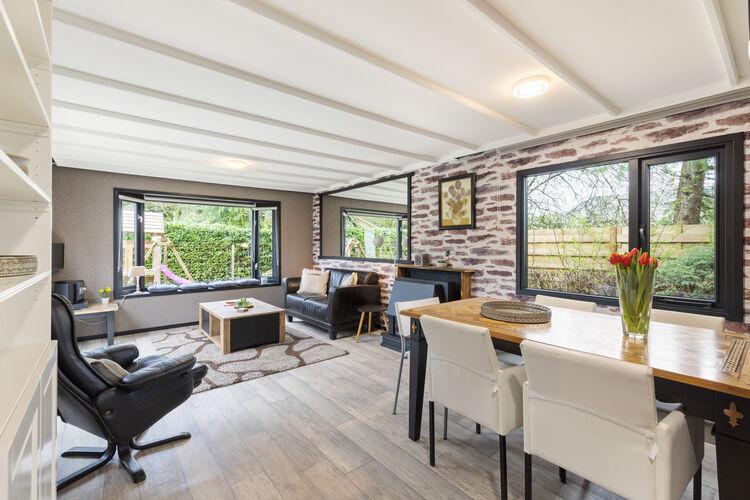 Vakantiehuizen Nederland | Gelderland | Chalet te huur in Garderen   met wifi 5 personen
