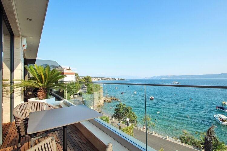 Vakantiehuizen Kroatie | Kvarner | Appartement te huur in Crikvenica   met wifi 4 personen