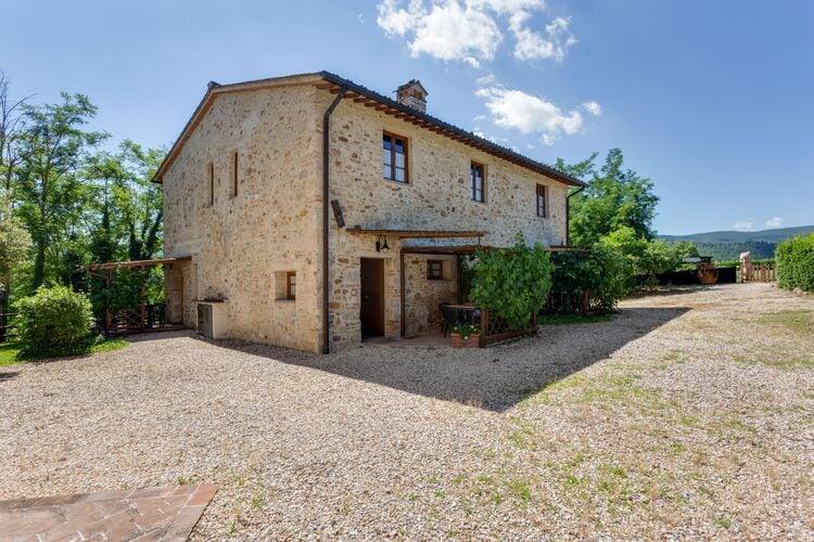 Vakantiehuizen Italie | Toscana | Appartement te huur in Casole-dElsa met zwembad  met wifi 6 personen