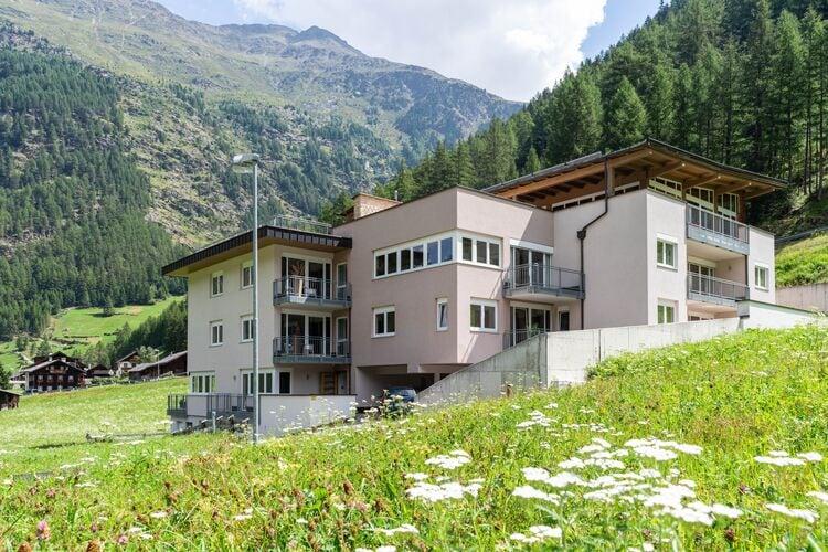 Vakantiehuizen Oostenrijk | Tirol | Appartement te huur in Zwieselstein   met wifi 4 personen