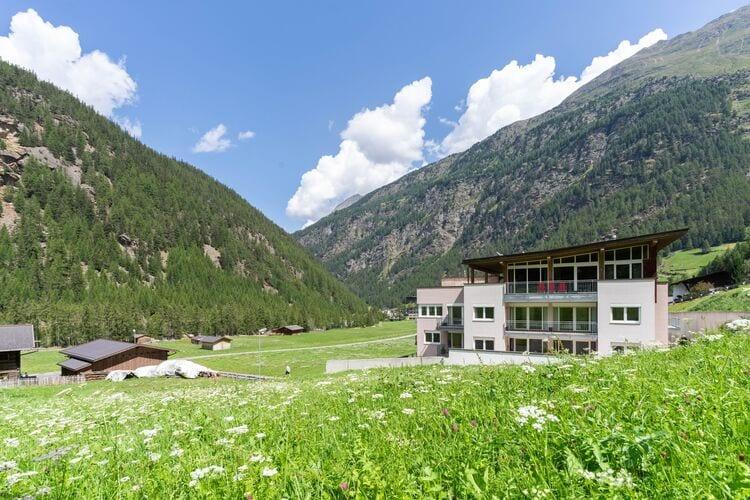 Appartement Oostenrijk, Tirol, Zwieselstein Appartement AT-6450-74