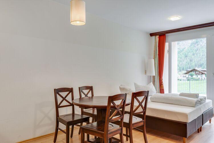 Appartement Oostenrijk, Tirol, Zwieselstein Appartement AT-6450-75