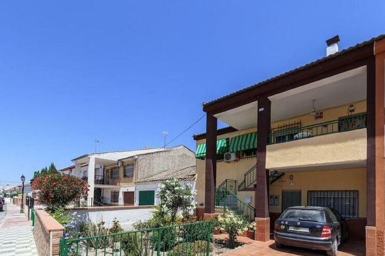 Vakantiehuizen Spanje | Andalucia | Villa te huur in Fuente-Vaqueros   met wifi 6 personen