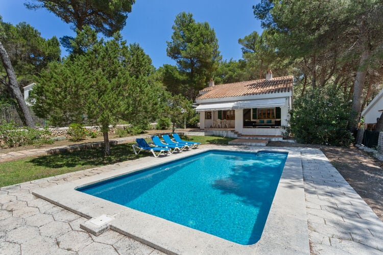vakantiehuis Spanje, men, Son Parc vakantiehuis ES-00088-70