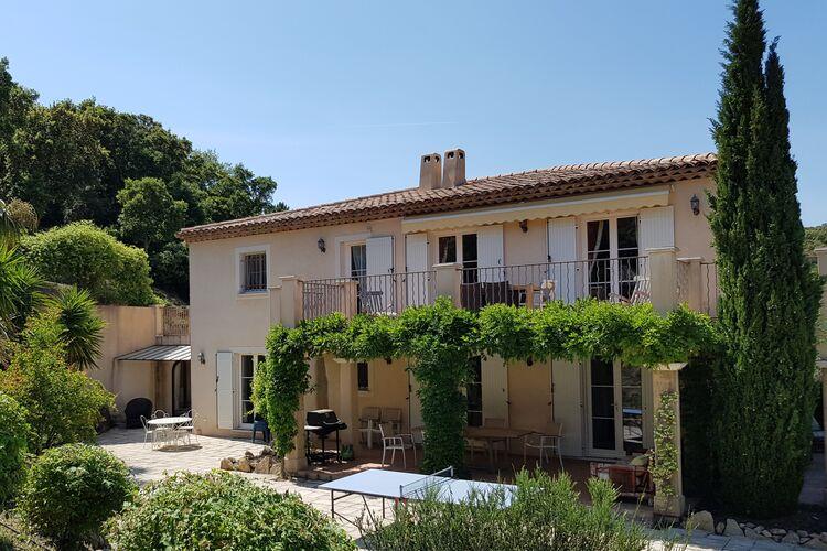 Villa Frankrijk, Provence-alpes cote d azur, Le Plan-de-la-tour Villa FR-83120-1683