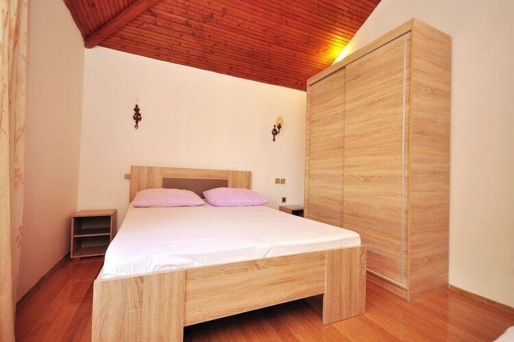 Appartement Kroatië, eld, Novalja Appartement HR-53291-15