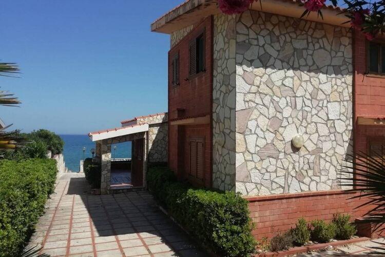 Villa Italië, Sicilia, Piano Inferno Marina Villa IT-90040-24