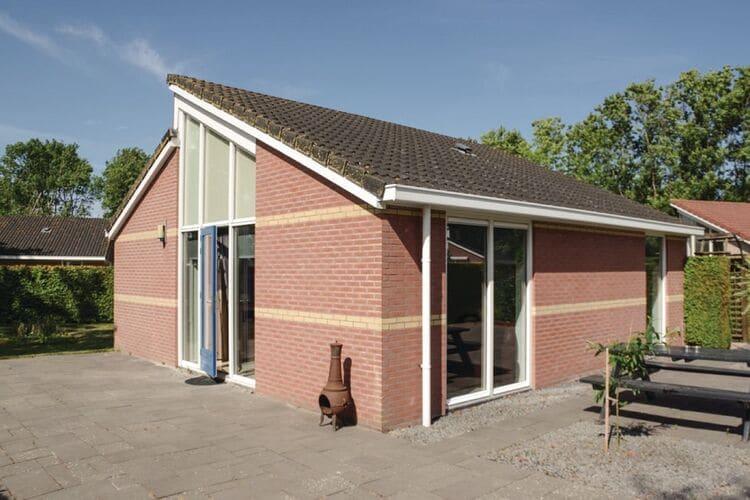 Bungalows Nederland | Friesland | Bungalow te huur in Tzummarum met zwembad  met wifi 4 personen