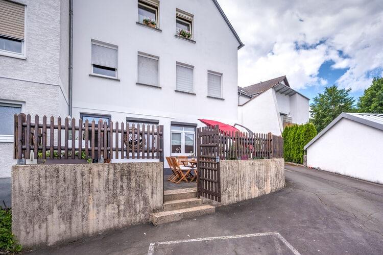 Vakantiehuizen Duitsland | Eifel | Appartement te huur in Daun   met wifi 4 personen
