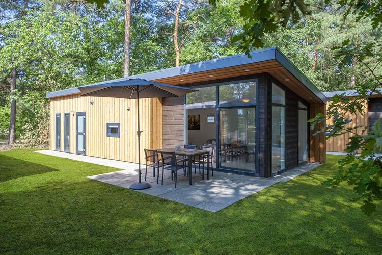Vakantiehuizen Nederland | Noord-Brabant | Chalet te huur in Mierlo met zwembad  met wifi 4 personen