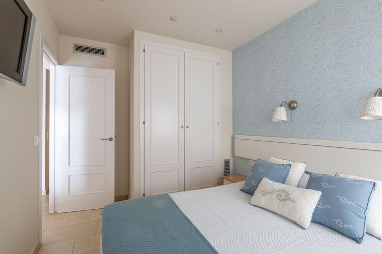 Vakantiehuizen Spanje   Costa-Brava   Appartement te huur in LEscala   met wifi 5 personen
