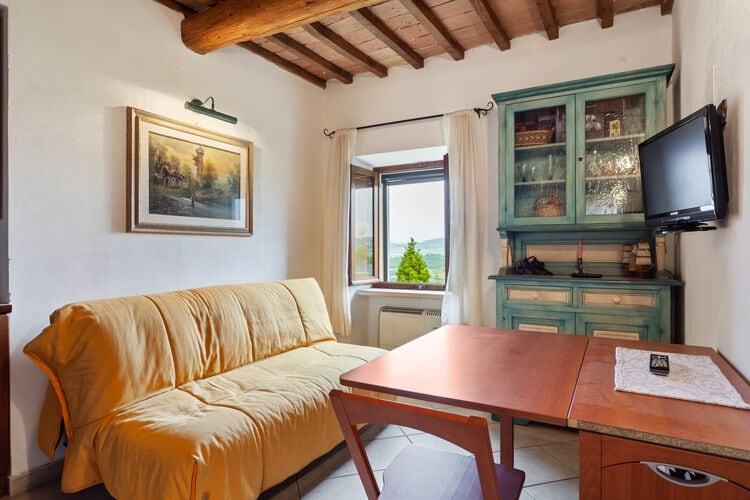 Appartementen Italie | Umbrie | Appartement te huur in Todi   met wifi 2 personen