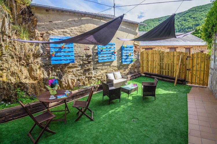 Vakantiehuizen Castilla Y Leon te huur La-Omañuela- ES-00090-48   met wifi te huur