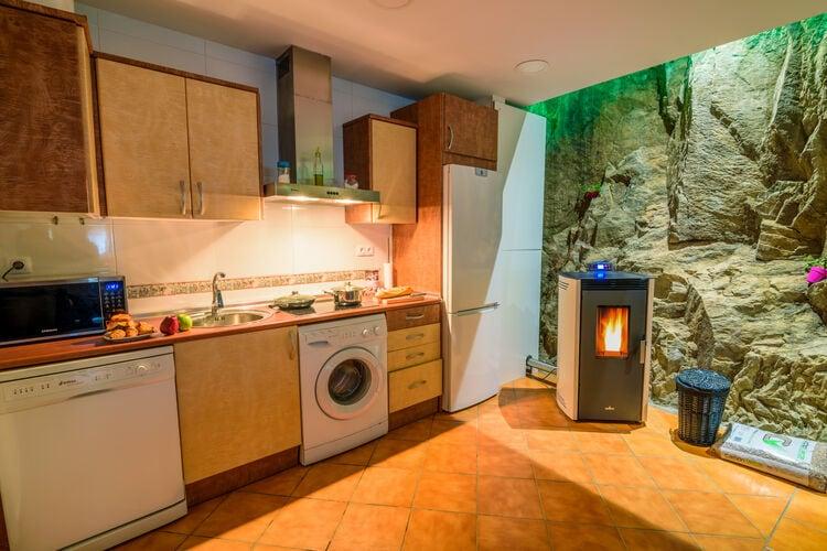 Appartement Spanje, Castilla Y Leon, La Omañuela Appartement ES-00090-48