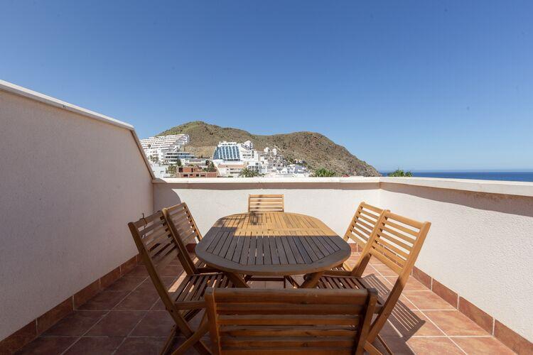 vakantiehuis Spanje, Costa Almeria, Carboneras vakantiehuis ES-04140-10