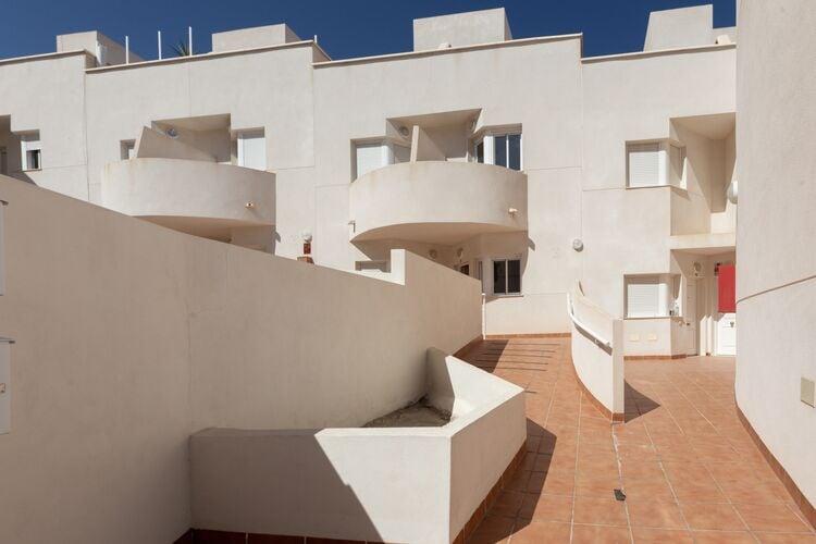 Vakantiehuizen Costa Almeria te huur Carboneras- ES-04140-10   met wifi te huur
