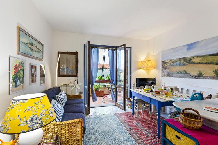 Appartement Italië, Toscana, Bibbona - Livorno Appartement IT-00074-45