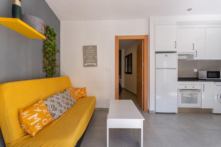 Appartement Spanje, Andalucia, Granada Appartement ES-00090-52