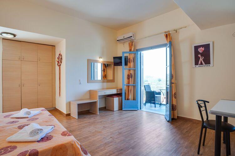 Appartement Griekenland, grles, Lesvos Island Appartement GR-81109-09
