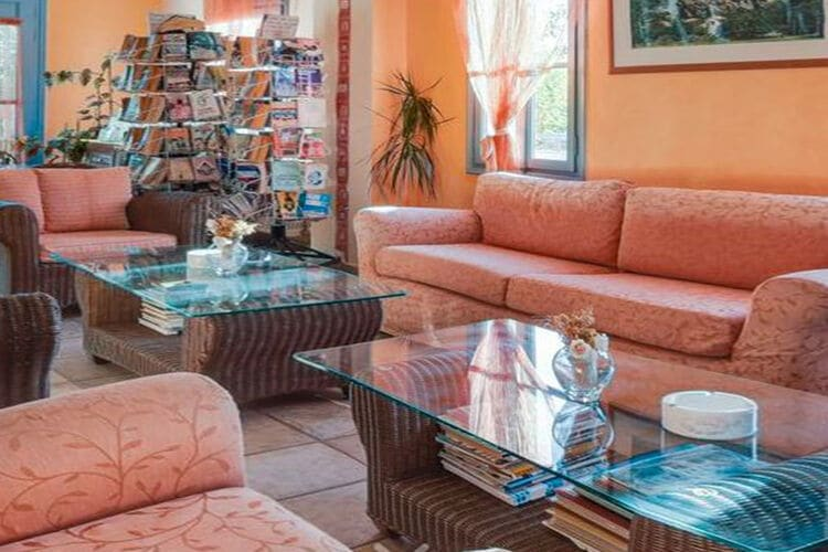 Vakantiehuizen Griekenland | Grles | Appartement te huur in Lesvos-Island met zwembad  met wifi 2 personen