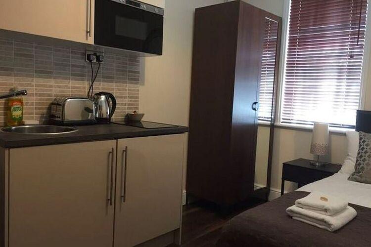 Appartement Groot-Brittannië, Londen, London Appartement GB-00035-33