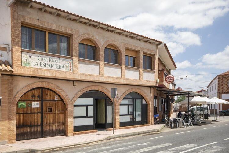 vakantiehuis Spanje, Castilla las mancha, Ciudad Real vakantiehuis ES-00090-78
