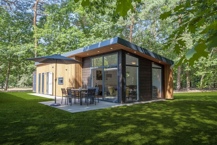 Vakantiehuizen Nederland | Noord-Brabant | Chalet te huur in Mierlo met zwembad  met wifi 6 personen