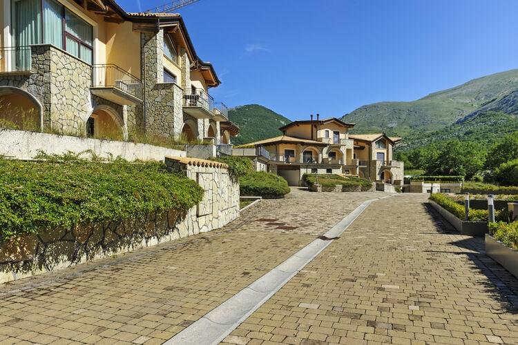 vakantiehuis Italië, Abruzzo, Scanno vakantiehuis IT-67038-026