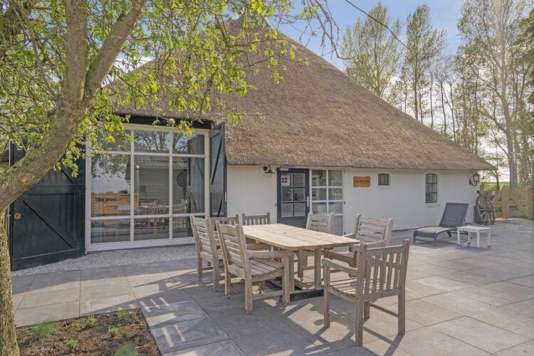 Appartementen Nederland | Friesland | Appartement te huur in Bantega   met wifi 8 personen