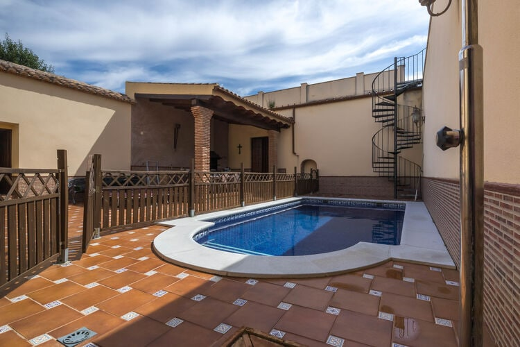 Vakantiehuizen Spanje | Madrid | Vakantiehuis te huur in Cordoba met zwembad  met wifi 14 personen