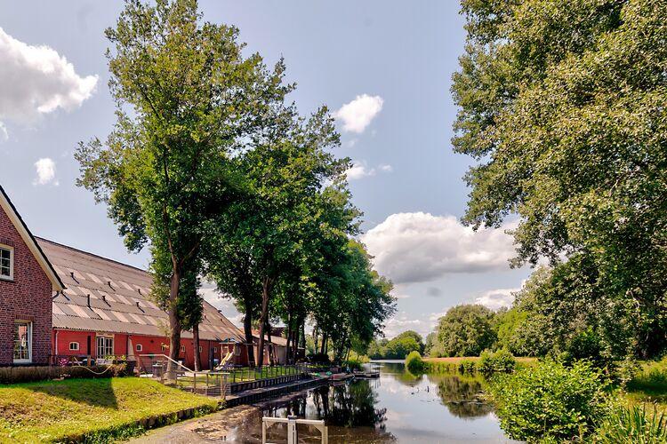 Vakantiehuizen Nederland | Groningen | Vakantiehuis te huur in Veendam   met wifi 6 personen