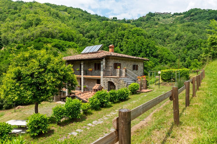 Boerderij Italië, Toscana, Fosciandora Boerderij IT-55100-123