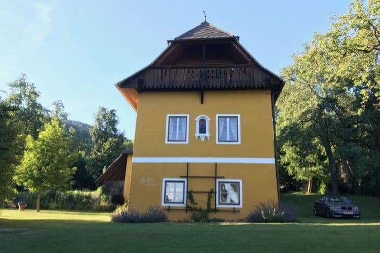 Mansion Carinthia