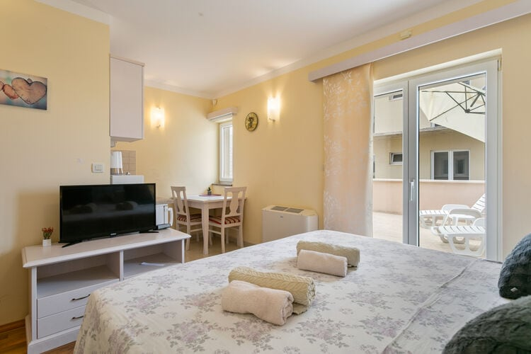 Appartement Kroatië, Dalmatie, Podstrana Appartement HR-21312-31