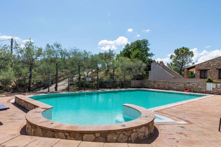 Vakantiehuizen Italie | Umbrie | Vakantiehuis te huur in Collazzone met zwembad  met wifi 4 personen