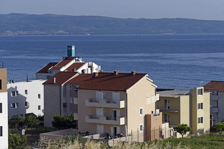 Appartement Kroatië, Dalmatie, Podstrana Appartement HR-21312-34