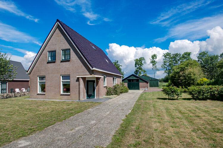 vakantiehuis Nederland, Friesland, Langezwaag vakantiehuis NL-8404-01