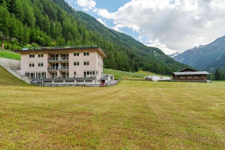 Appartement Oostenrijk, Tirol, Zwieselstein Appartement AT-6450-88